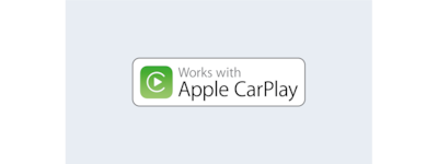 Logotipo de Apple CarPlay
