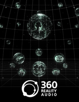 Video conceptual de 360 Reality Audio
