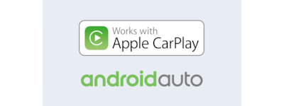 Android Auto y Apple CarPlay del XAV-AX200