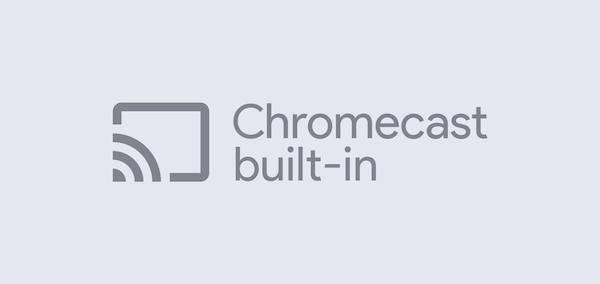 Chromecast integrado