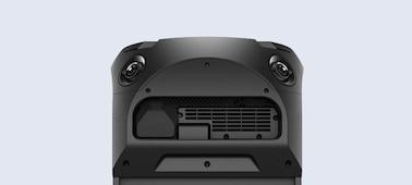Imagen de Sistema de audio de alta potencia con tecnología BLUETOOTH® V81D