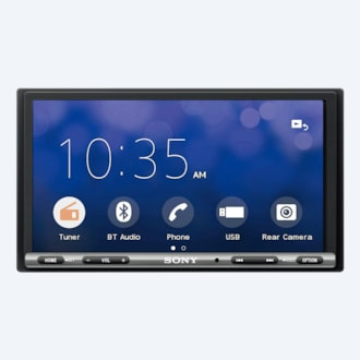 "Imagen de Receptor multimedia de 17,6 cm (6,95"") con Apple CarPlay/Android Auto™"