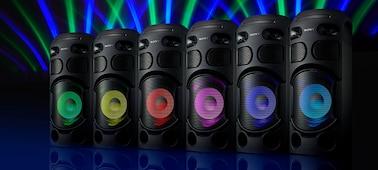 Imagen de Sistema de audio de alta potencia con tecnología BLUETOOTH® V41D